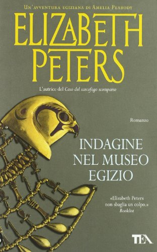 Indagine nel museo egizio Peters, Elizabeth and Piccioli, M. B.