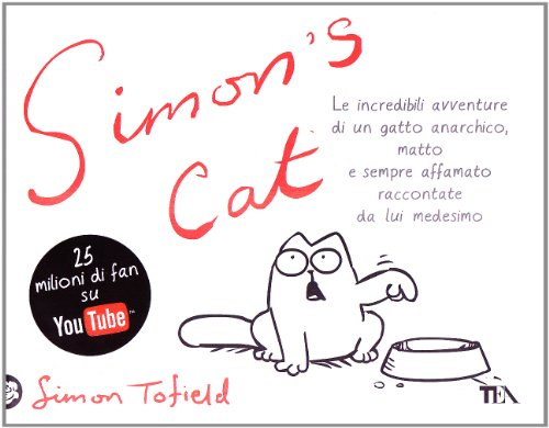 9788850220410: Simon's cat