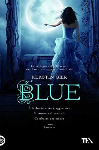 9788850230884: Blue. La trilogia delle gemme vol. 2