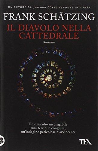 9788850236558: Il diavolo nella cattedrale (Super TEA)