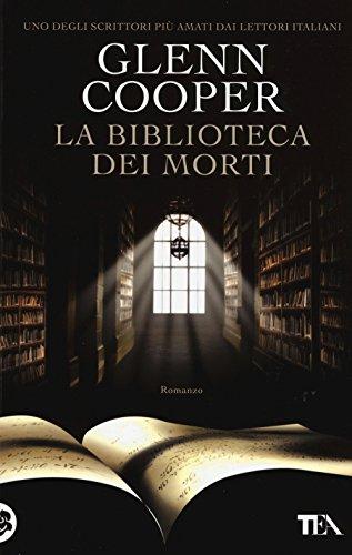 9788850240166: La biblioteca dei morti (Best TEA)