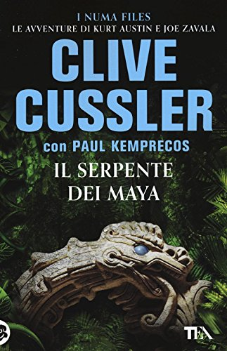 9788850243204: Il serpente dei Maya (Best TEA)