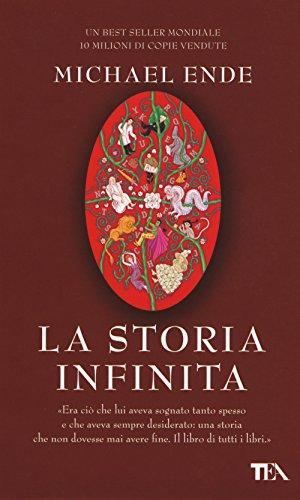 9788850248605: La storia infinita (Super TEA Plus)