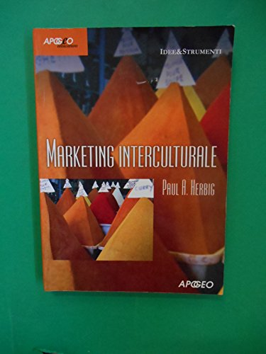 9788850321018: Marketing interculturale
