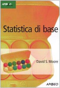 9788850322534: Statistica di base