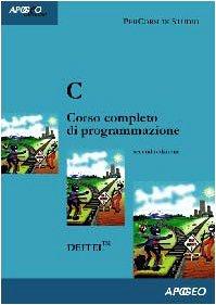 9788850322541: C. Corso completo di programmazione (PerCorsi di studio)