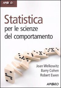 9788850328635: Statistica per le scienze del comportamento