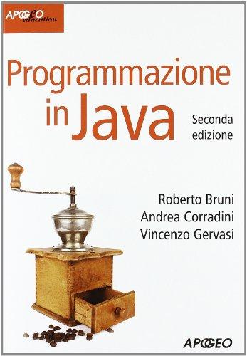9788850330690: Programmazione in Java. Con CD-ROM