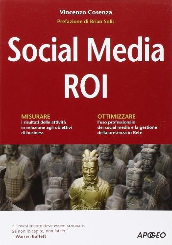 9788850331123: Social media ROI (Guida completa)