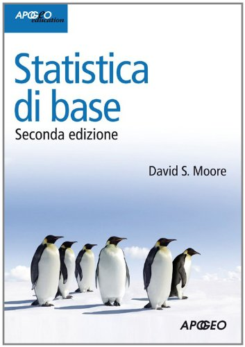 9788850331970: Statistica di base