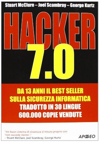 9788850332007: Hacker 7.0 (Guida completa)