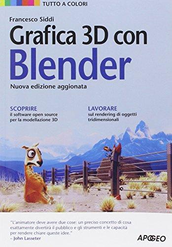 9788850333141: Grafica 3D con Blender (Guida completa)