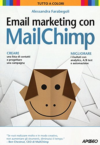 9788850333806: Email marketing con MailChimp