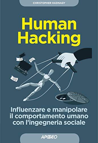 9788850334827: Human Hacking