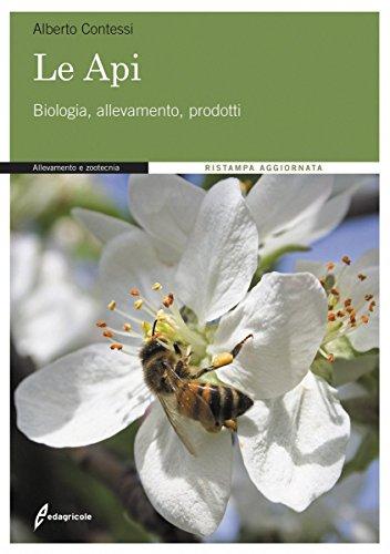9788850649570: Le api. Biologia, allevamento, prodotti (Allevamento e Zootecnia)