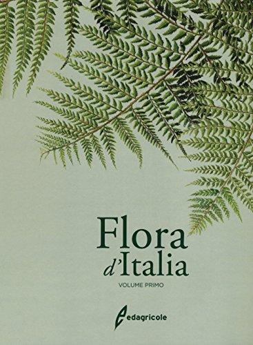 9788850652426: Flora d'Italia: 1