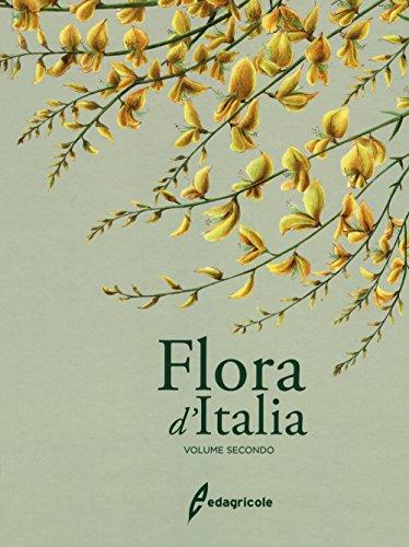 9788850652433: Flora d'Italia: 2
