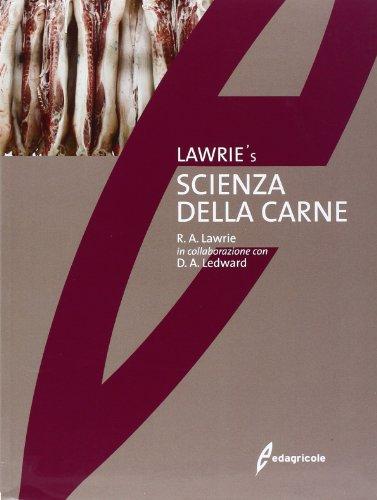 Lawrie's. Scienza della carne: R. Andrew Lawrie;