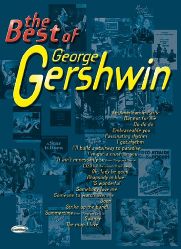9788850702121: CARISCH GERSHWIN GEORGE - BEST OF - PVG Partition jazz&blue Piano, voix, guitare