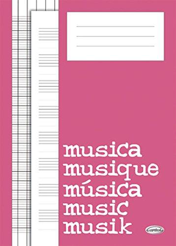 9788850702213: Cahier Musique 15x21 48p
