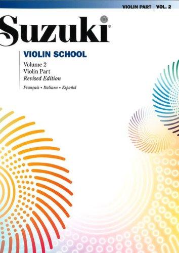 9788850702350: Ecole du Violon Volume 2 - Violon