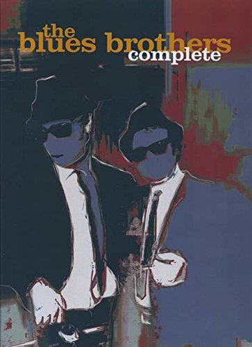 9788850702763: Partition : Blues Brothers Complete P/V/G