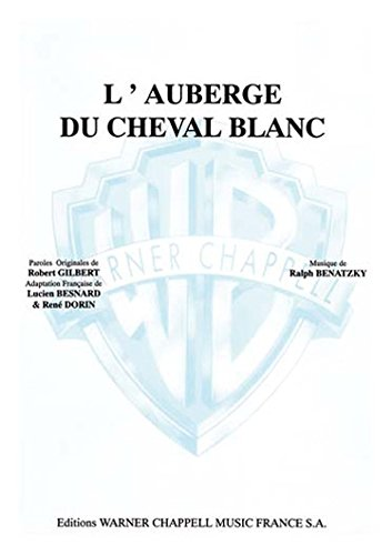 Auberge du Cheval Blanc (L') (De l'opérette