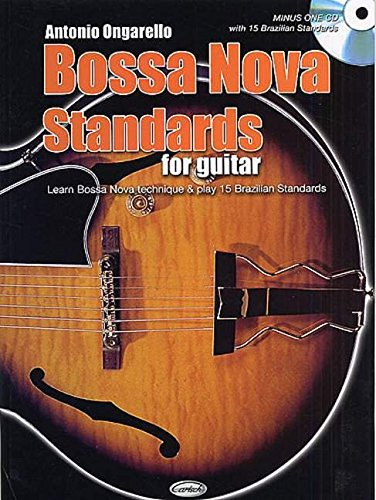 9788850704460: Ongarello: bossa nuve standards
