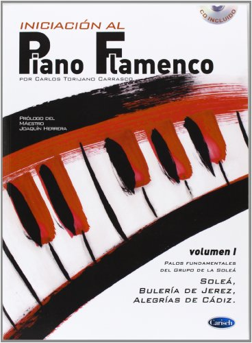 9788850705870: Iniciaci�n al Piano Flamenco, Volumen I