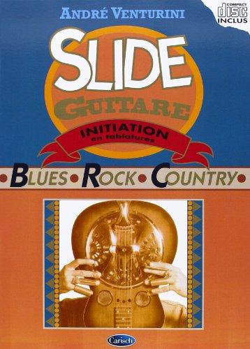 9788850706136: Venturini : Slide Guitare (+ 1 CD)