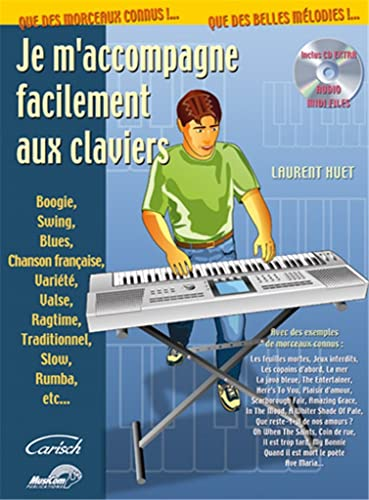 je m'accompagne facilement aux claviers (8850706510) by [???]
