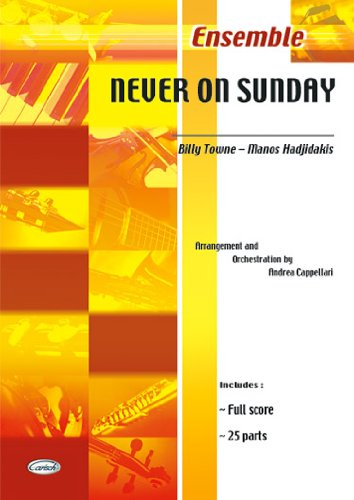 Never On Sunday (Ein Schiff Wird Kommen): Hadjidakis Manos +