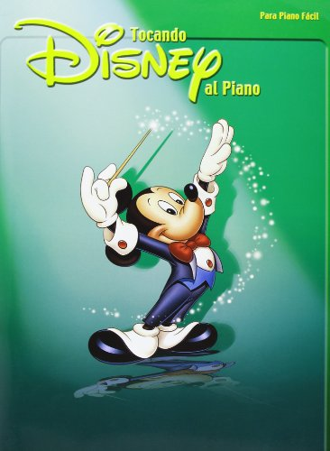 9788850708680: TOCANDO DISNEY AL PIANO (Disney Publications)