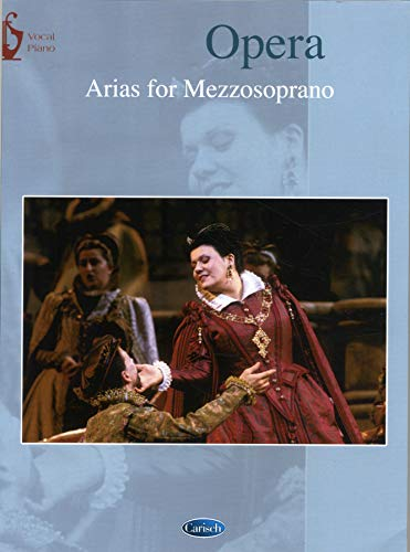 9788850709632: Opera: Arias for Mezzosoprano (Opera and Arias)