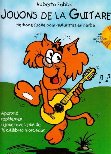 9788850709823: Fabbri Roberto Jouons De La Guitare Gtr Bk/Cd