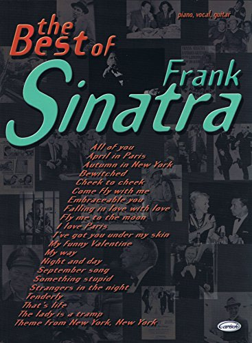9788850710515: The Best of Frank Sinatra (Pvg (album) - Piano / Vocal / Guitar)