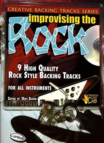 CARISCH BIANCO MIKI - IMPROVISING THE ROCK
