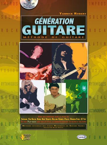 9788850711161: Génération guitare : Méthode de guitare (2CD audio)