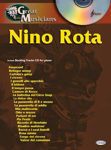 Nino Rota  Great Musicians Series  Nino Rota f0e406deb8a4
