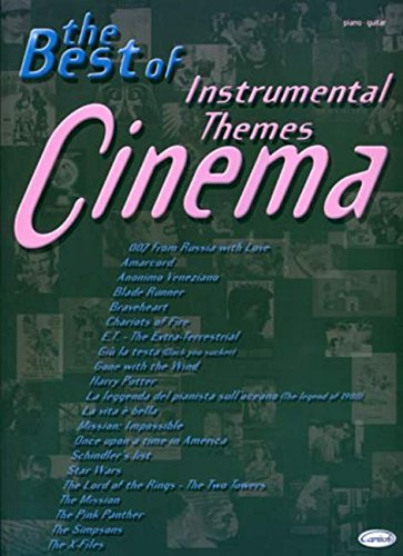 The Best of Cinema : InstrumentalThemes for piano/guitar