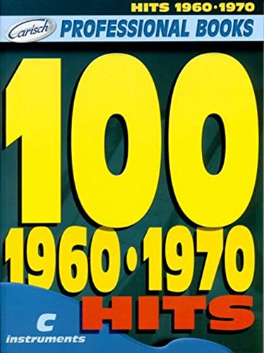 9788850711833: 100 Hits 1960-1970 (Professional Books)