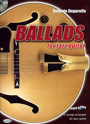 9788850712519: Ballads For Jazz Guitar