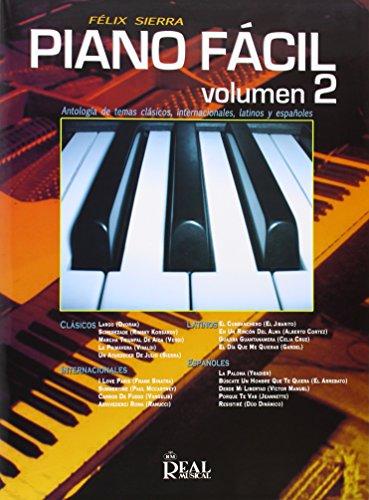 9788850712618: Piano Fácil, Antología Volumen 2