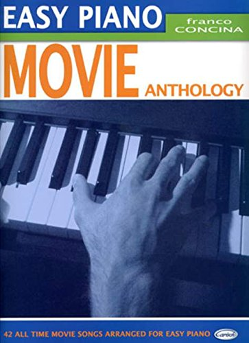 9788850712748: Easy Piano Movie Anthology