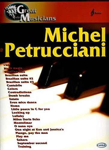 9788850712755: GREAT MUSICIANS PETRUCCIANI