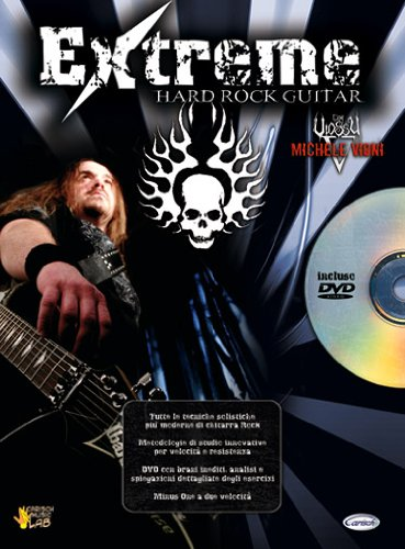 9788850712885: Extreme Hard Rock Guitar