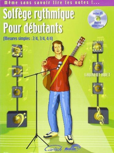 """""""solfège rythmique pour débutants ; mesures simples 2/4, 3/4, 4/4"""" (8850712995) by [???]"""