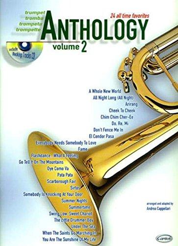 Anthology vol.2 (+CD) : for trumpet