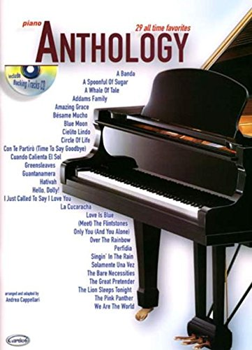 9788850713752: Anthology Piano V.1 + CD
