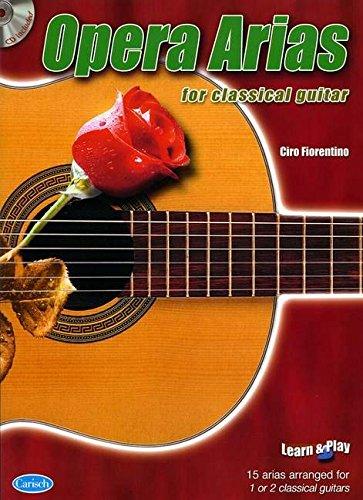 9788850714865: Opera Arias For Classical Guitar